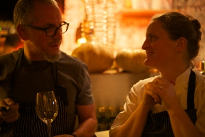 Chef Pop-up Series #13 Spotted Pig Pizzeria with Chef April Bloomfield
